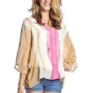 Gypsy 05 • Tori Silk Kimono Tunic